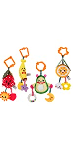 plush baby toys 0-3 months