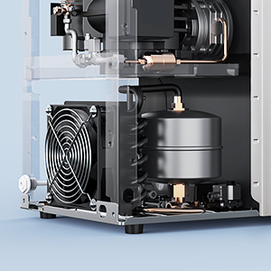 ice maker for countop