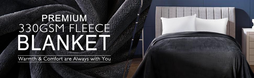 fleece blanket soft and cozy