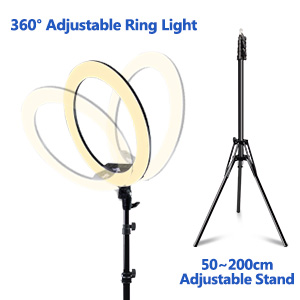 light stand ankle