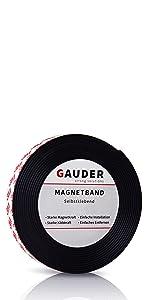 magnetband magnetrulle magnettejp tejp tejp självhäftande 3m