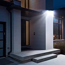 Outdoor Lighting for Front Door