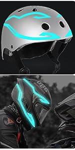 helmet light