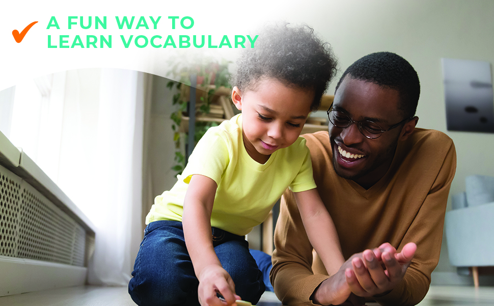 A Fun Way to Learn Vocabulary
