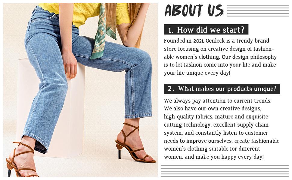 womens straight wide leg pants