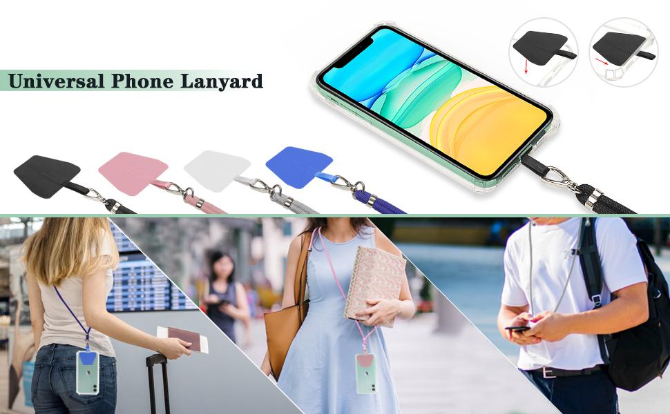 universal phone lanyard