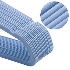 0.6cm Grosor SONGMICS Perchas de Terciopelo Ahorro de Espacio Gancho Giratorio Antideslizante para Ropa Corbatas Azul Claro CRF21IN50 50 Paquetes 45cm Ancho para Abrigo Oro Rosa