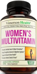 Women's Daily Multivitamin Supplement