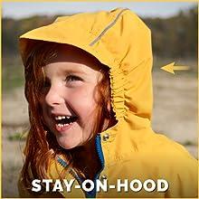 stay on hood