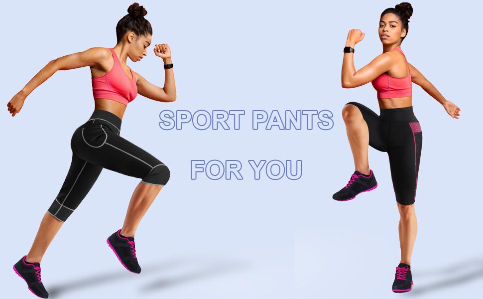 Women Sauna Shorts