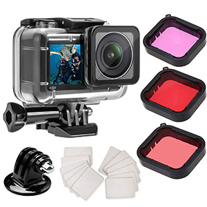 Waterproof Case for DJI OSMO Action Camera