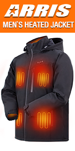 heated jacket for women