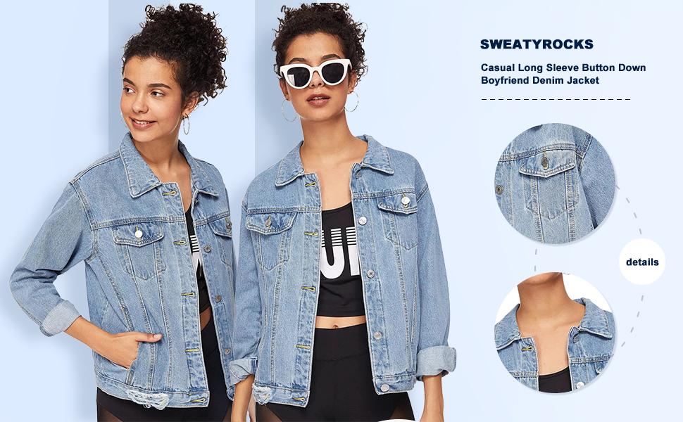 sweatyrocks jacket