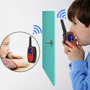 long range walkie talkies for kids