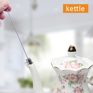 Cleaning Kettle and Teapot