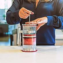 coffee basket easy clean