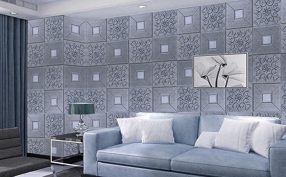 foam wallpaper