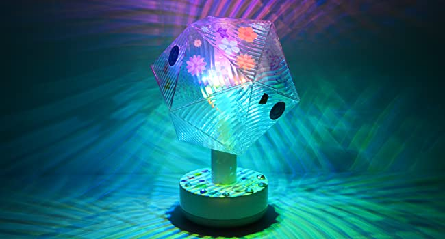 party lamp kit light projection LED stickers markers creative decorations stem steam