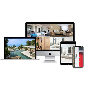 Remote Viewing On PC And Mobile Devices