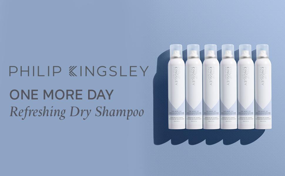 Philip Kingsley One More Day Refreshing Dry Shampoo