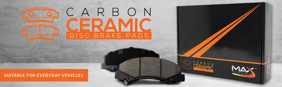 Carbon Ceramic Pads