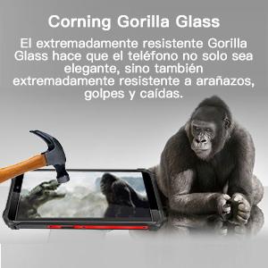 resistente Gorilla Glass phone