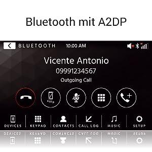 Xzent X-427: Bluetootheinheit für Freisprechen und Musikstreaming