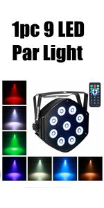 1pc RGBW Par Light