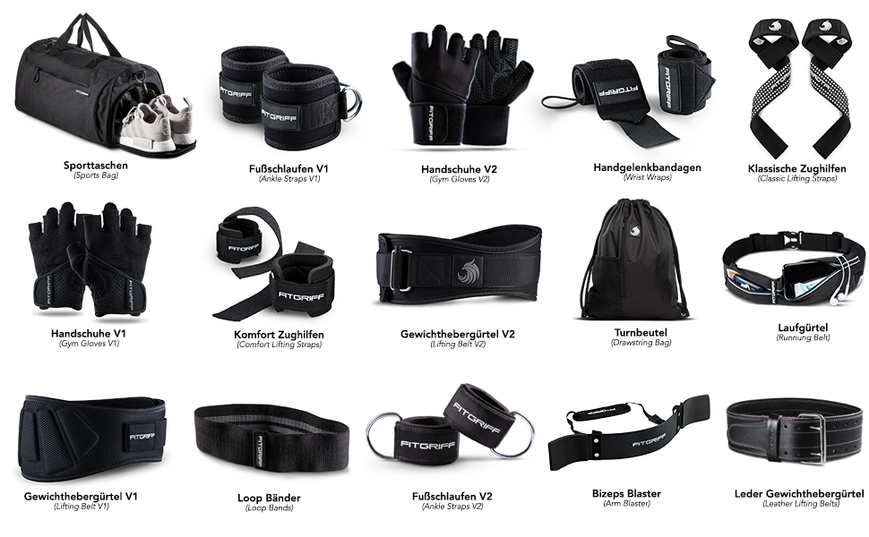 Handagelenkbandagen Handgelenk Bandage Wrist Wraps Fitness Kraftsport Krafttraining Bodybuilding