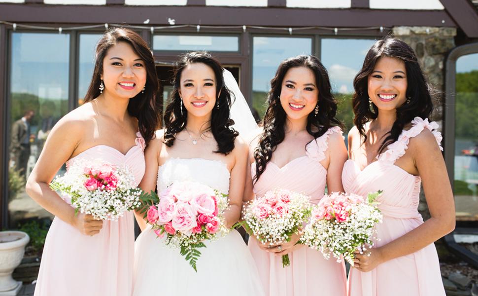 bridesmaid dresses for women one shoulder gown wedding guest dresses