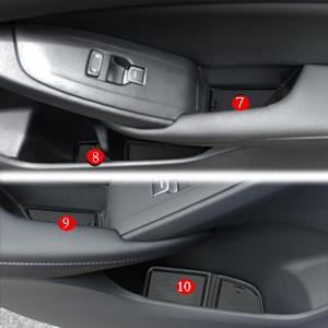 Gate Slot Pads  for Honda Accord 2018