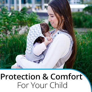Protection and comfort for your child