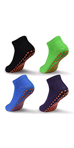 Kids Anti-Skid Trampoline Socks