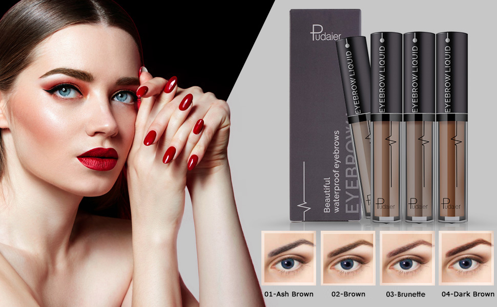 Don't be hesitate, this is the one to make your eyebrows look perfect!