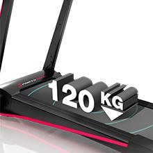 120 kg soporte cinta de correr