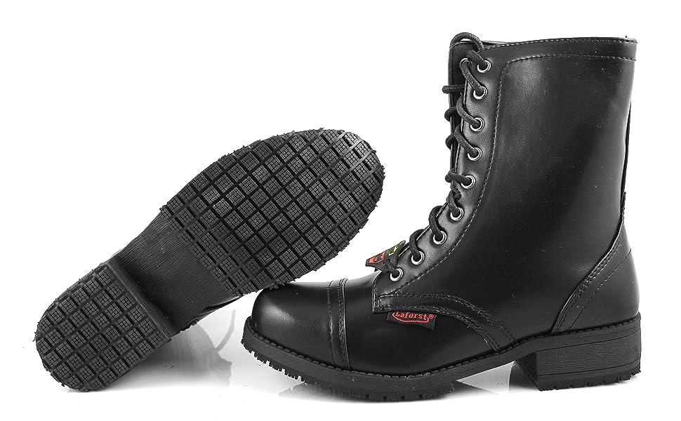 Womens Jacki Slip Resistant Work