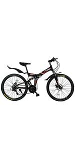 xspec black mountain bike