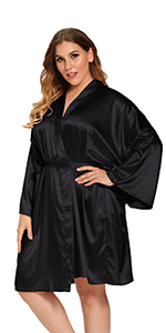 plus size robes for women plus size satin robes plus size silk robes for women plus size