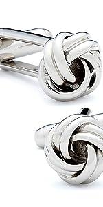 stainless steel cufflinks for men