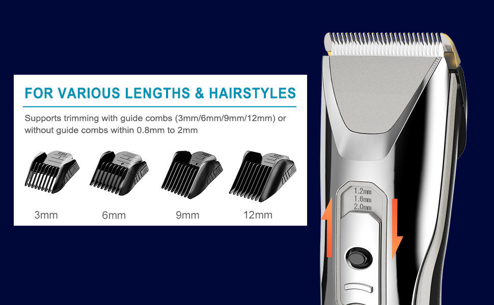 Hair Clippers for Men a4