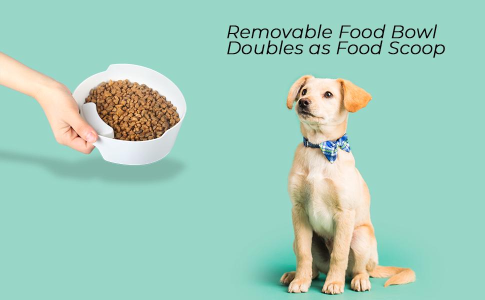 pet food scoop
