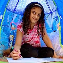 tent tents girls toys playhouse kids play indoor girl princess toddler boys house fort playhouses