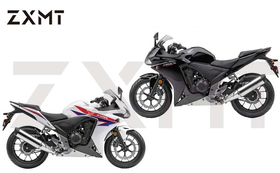 ZXMT Motorcycle Fairing Kit Unpainted Fairings for HONDA CBR600RR F5 2007-2008 26 Pcs