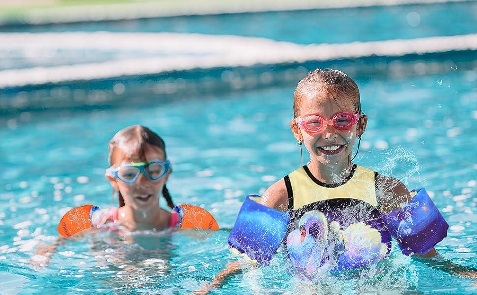 Kids Pool Floats Swim Vest