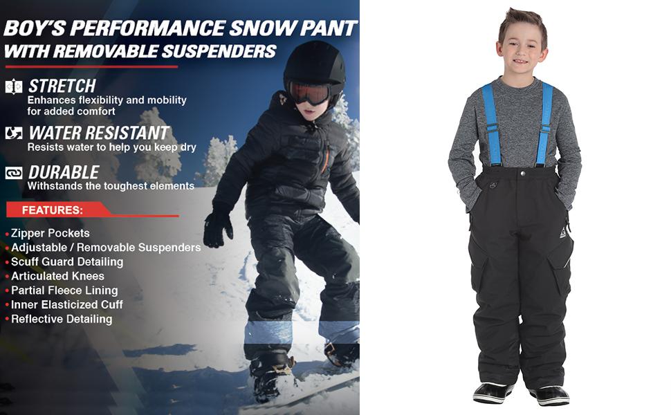 kids snow bibs boys ski pants snow bib kids ski pants snow clothes for kids snow bibs