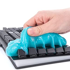 Dust Cleaning Gel for Mechanical keyboards