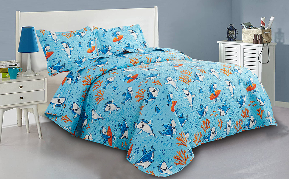 kids bedspread bedding