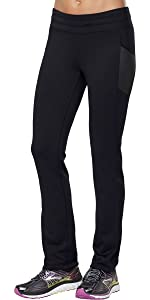 rgear r-gear womens tights pants workout leggings pockets high waist running exercise fitness gym