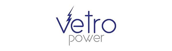 Vetro Power Brand Logo