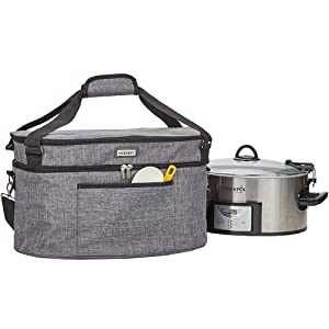 slow cooker carry case